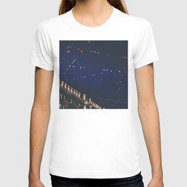 christmas lights ...  T-shirt