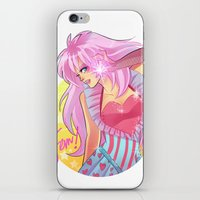 jem iPhone & iPod Skins featuring Jem by HanieMohd