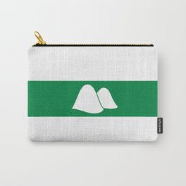 flag of Kurgan Carry-All Pouch