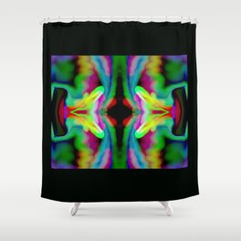 Perspectives Shower Curtain