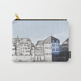 Basel Pastiche  Carry-All Pouch