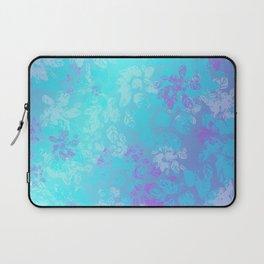 Leaf Print Laptop Sleeve
