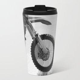 Motocross Dirt-Bike Racer Travel Mug