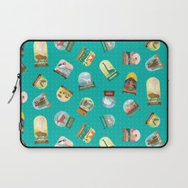 National Parks Snow Globes Laptop Sleeve