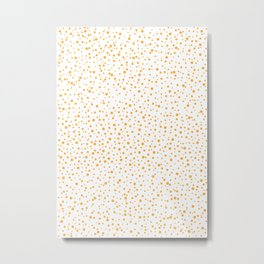Dots 3 Metal Print