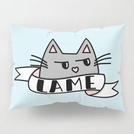 Unimpressed Pillow Sham