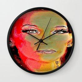 Phenomenal Candy 01-02 Wall Clock