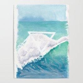 Elemental Water Poster