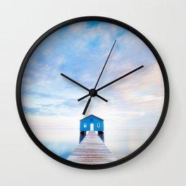 Boat Shed Wall Clock