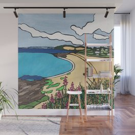 By the seaside Wall Mural