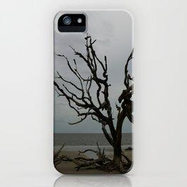 Ghost Tree Beach iPhone Case