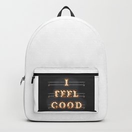 I feel Good Backpack