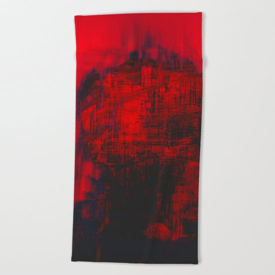 Cave 01 / Passion for You / wonderful world 06-11-16 Beach Towel