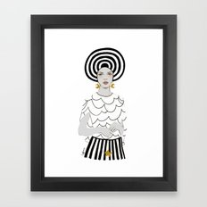 Pippa Framed Art Print