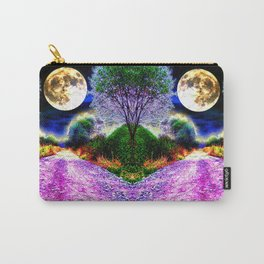 Moonlight Pathway Carry-All Pouch