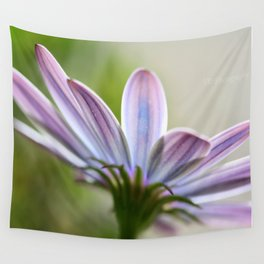 Purple Hints Wall Tapestry