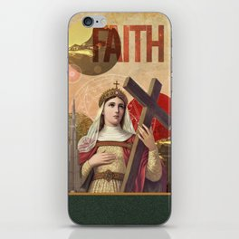 Collection Saints - Rise Of Mary iPhone Skin