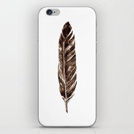 Feather iPhone Skin