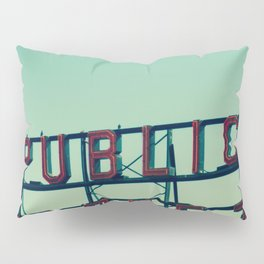 public market... Pillow Sham