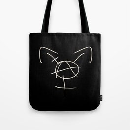 Tranarchy Tote Bag