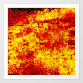 Hollowfield#3 Three Months Art Print