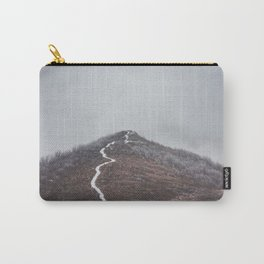 Clear path Carry-All Pouch