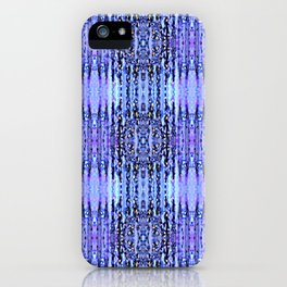 Particle Punch iPhone Case