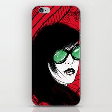 Distorted Vision iPhone & iPod Skin