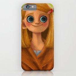 Margot  Tenebaum Fan art iPhone Case