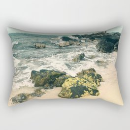 Last Day At The Beach 2016 Rectangular Pillow