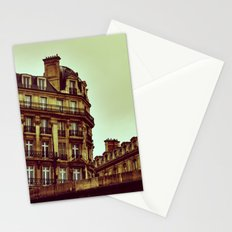 City of Love Stationery Cards