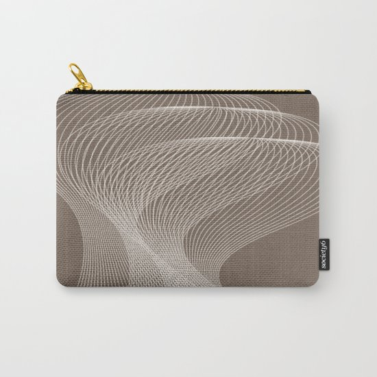 Abstract pattern 41 Carry-All Pouch