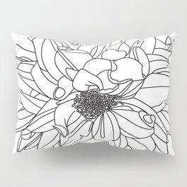 Dahlia 1 Pillow Sham