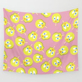 Summer Is Melting Away Wall Tapestry