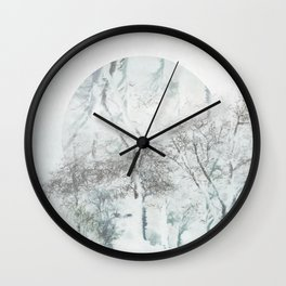 With a Whisper Wall Clock