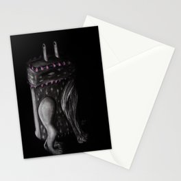 Charging Creature Stationery Cards