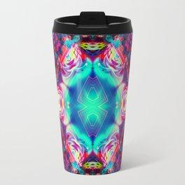 modern mandala pst Travel Mug