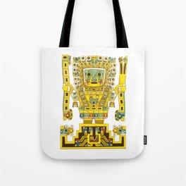 Viracocha Color Tote Bag