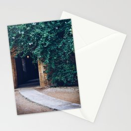 Into the Ivy, Down the Hall Stationery Cards