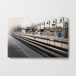 road to perdition Metal Print