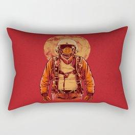 parachutist Rectangular Pillow