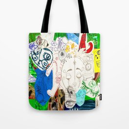 Collage 17 Tote Bag