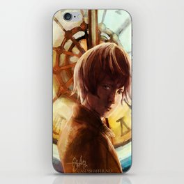Dum Spiro, Spero iPhone Skin