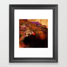 Dehiscence 16 Framed Art Print