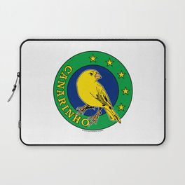Brasil Canarinho (Little Canary) ~Group E~ Laptop Sleeve