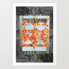 Graceless Art Print