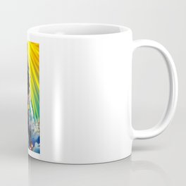 THE SYMBOL OF PEACE - ALL MIGHT Coffee Mug