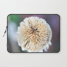Flower | Flowers | Seed Pod Sphere | Nadia Bonello Laptop Sleeve