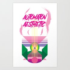 Automaton Aesthetic Art Print