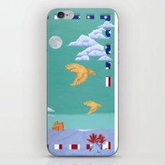 Take to the Sky iPhone & iPod Skin